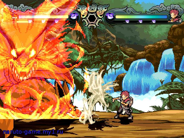 Скачать Naruto Shippuden MUGEN Edition 2012 для PC через