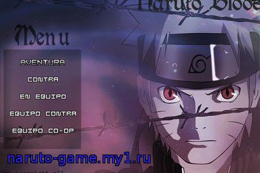 Скачать игру naruto mugen edition blood v4 2013